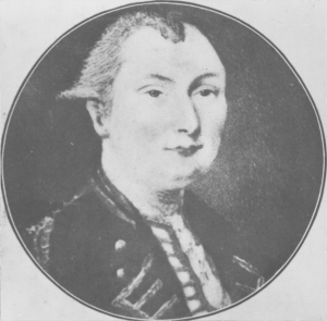 Captain Samuel Holland