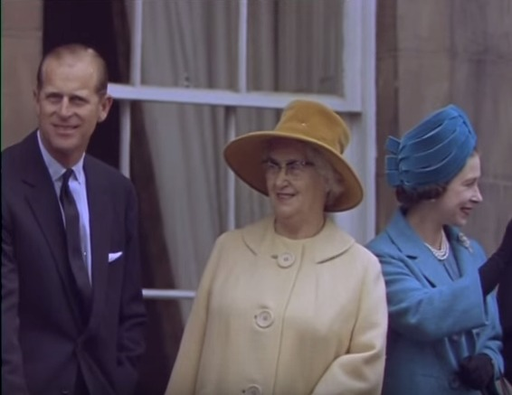 Queen And Duke Visit Province House  1964    YouTube