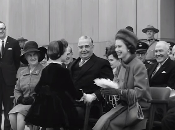 Queen Visits Charlottetown  1964    YouTube