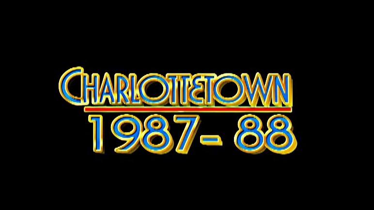 Downtown Charlottetown Prince Edward Island Canada In 1988   YouTube